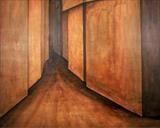 Enclosure by DANIEL MCKINLEY, Painting, Oil on Linen